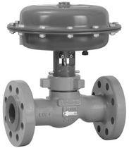 Globe valve / regulating / for natural gas