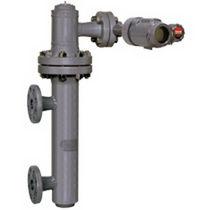 Displacer level transmitter / for solids / for tanks