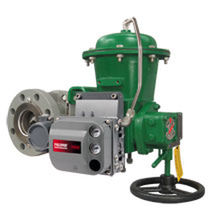 Ball valve / manual / regulating / for gas