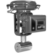 Regulating valve / for gas / threaded / for low flow rates