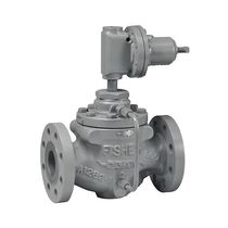 Pilot-operated relief valve
