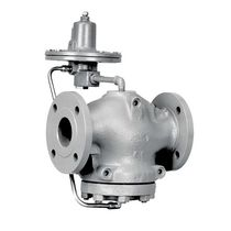 Diaphragm valve / pressure-reducing