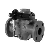 Water pressure regulator / for gas / single-stage / membrane