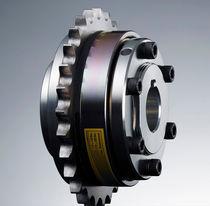 Zinc torque limiter / friction