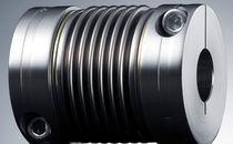 Torsionally flexible coupling / bellows / shaft / metal