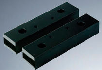 Vibration damper / hydraulic / for electric motors / NBR