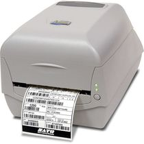 Thermal transfer printer / label / monochrome / compact