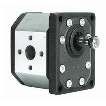 External-gear hydraulic pump / motorless / high-pressure / transfer