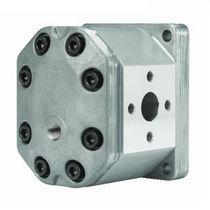 External-gear hydraulic motor / aluminum