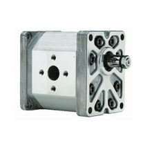 Chemical pump / external-gear / single-stage / modular