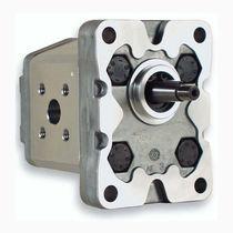 External-gear hydraulic pump / motorless / transfer / aluminum