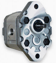 External-gear pump / trial / high-pressure