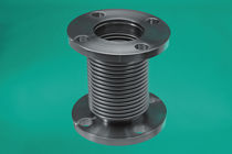 Stainless steel nipple / flange
