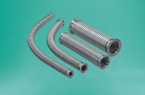 Stainless steel hose / flange / thin-walled