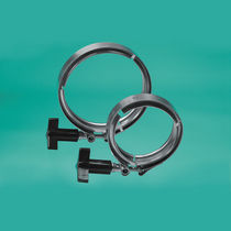Stainless steel hose clamp / band