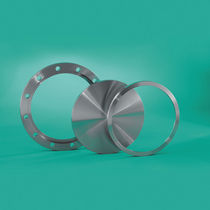 Alignment flange / stainless steel / rotating