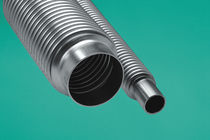 Stainless steel hose / thin-walled / weld