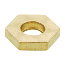 Hexagonal washer / brass / stainless steel