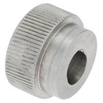 Knurled nut / stainless steel