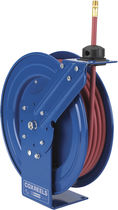 Hose reel / self-retracting / fixed / construction