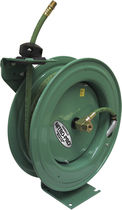 Hose reel / self-retracting / with mounting bracket / for nitrogen