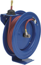 Hose reel / motorized / hand crank / self-retracting
