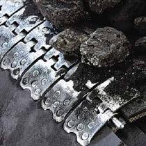 Rivet hinge fastener conveyor belt fastener