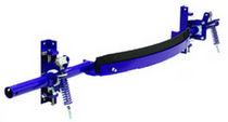 Secondary conveyor belt cleaner