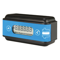 Positive displacement meter / flowmeter / digital