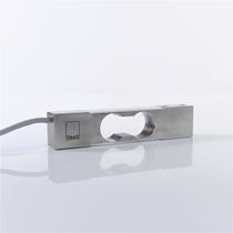 Off-center load cell / compact / high-precision / stainless steel