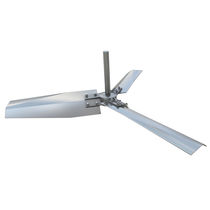 Agitator impeller / 3-blade / axial-flow