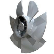 Agitator impeller / axial-flow