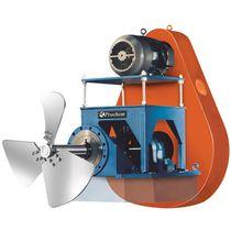 Turbine mixer / batch / solid/liquid