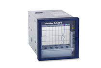 Paperless videographic recorder / Ethernet / display