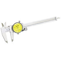 Dial caliper / stainless steel / shock-proof