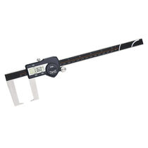 Digital caliper / special / stainless steel / groove gauge