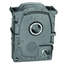 Parallel-shaft gear reducer / ATEX / robust