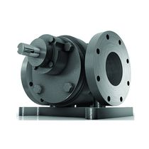 Gear pump / for liquids / compact
