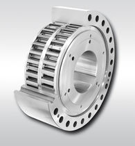Integration one-way clutch / without bearing function / external / sprag
