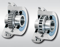 Bearing-mounted one-way clutch / sprag / indexing / full-face