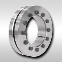 Rigid coupling / double shrink disc / flange