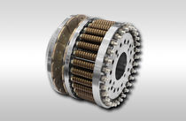 Friction hub / for heavy-duty applications / high-efficiency