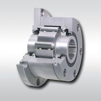 Bearing-mounted one-way clutch / full-face