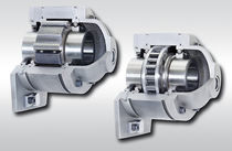 Bearing-mounted one-way clutch / roller / full-face