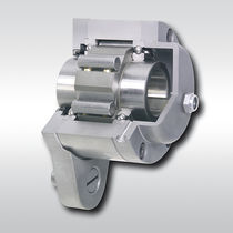 Bearing-mounted one-way clutch / roller / full-face / sprag