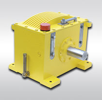 One-way roller clutch / housed / indexing / high-speed