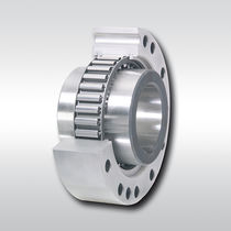 Integration one-way clutch / bearing-mounted / indexing / without bearing function
