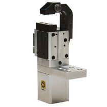 Angular gripper / pneumatic / compact