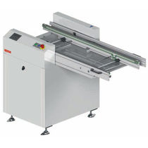 Belt conveyor / for printed circuits / modular