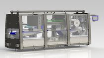 Linear tray sealer / automatic / with modified atmosphere packaging / multi-line